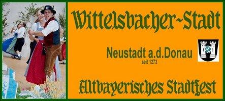 Altbayerisches Stadtfest - Neustadt a.d. Donau
